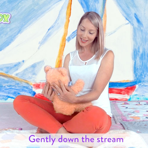 """Row, Row, Row Your Boat"" – Free Music for Babies"