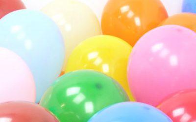 Fun with balloons – 4 creative arts activities for Preschoolers