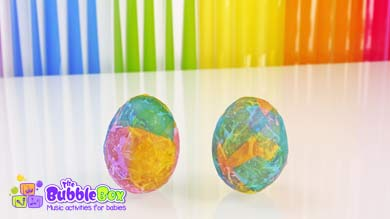 Handmade Egg Maracas
