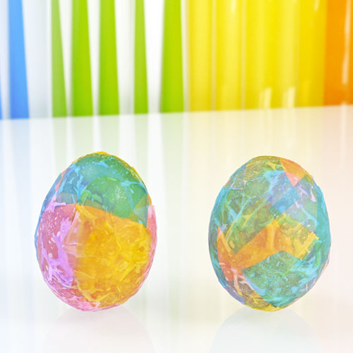 Handmade Egg Maracas Make an Egg-cellent Easter Gift for Babies and Toddlers