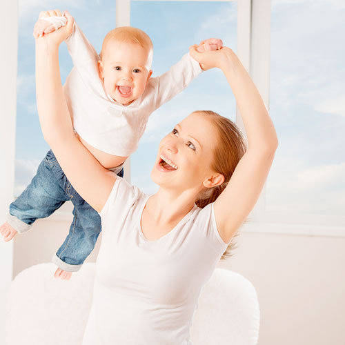 Boogying With Your Baby has Brilliant Benefits for Both of You!
