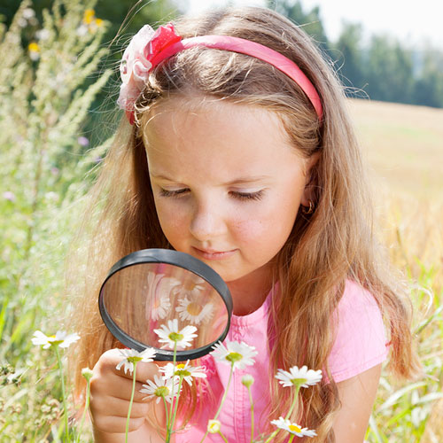 Nature play ideas for young children