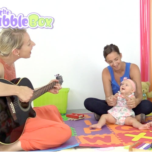 5 Fabulous Music Ideas for Babies