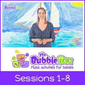 Music for Babies Sessions 1-8