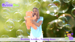Session 3 - Bubbles, Bubbles Everywhere