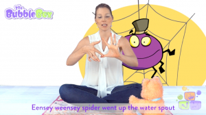Session 4- Eensy Weensy Spider