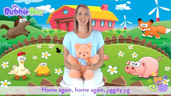 Example music activity - Nursery rhyme